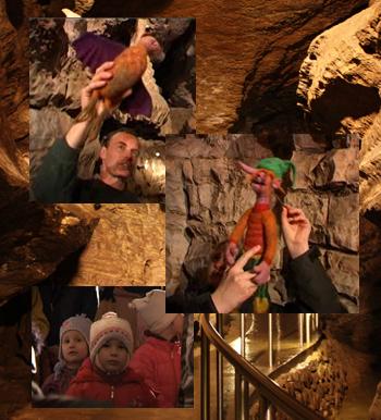 Manótúra az Abaligeti barlangban